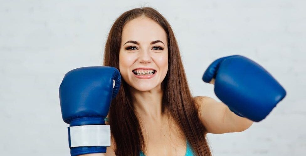 Dental Braces Sports