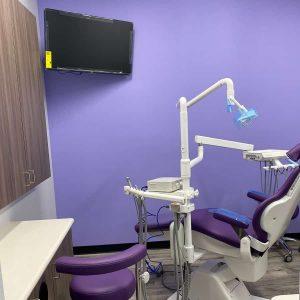 Eastern Dental Exam Room