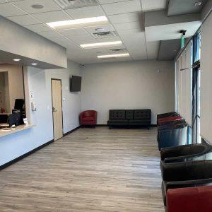 Eastern Dental Waiting Room