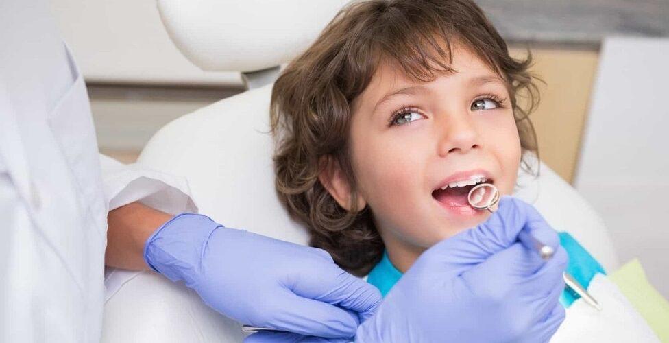 Kids Tooth Brushing