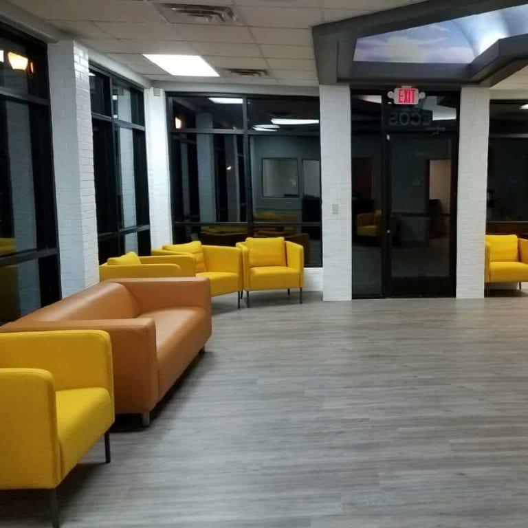 Pecos Waiting Room
