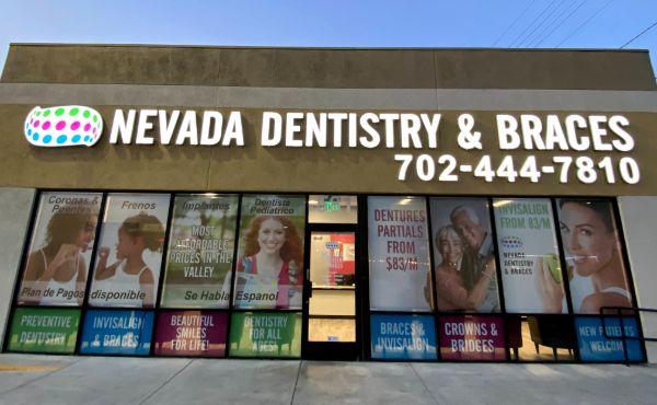 Nevada Dentistry & Braces Eastern & Bonanza